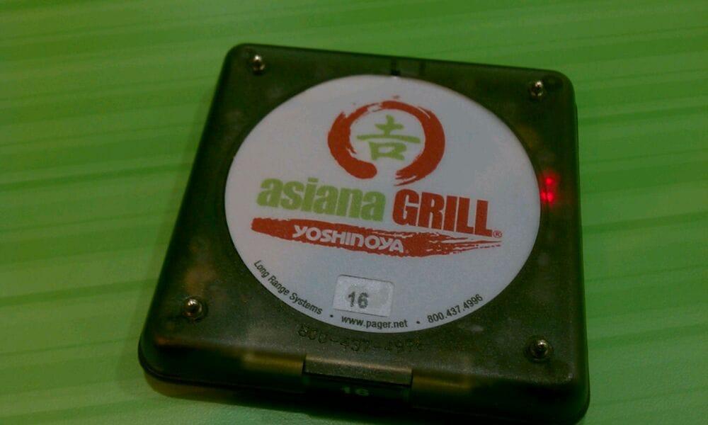 Asiana restaurant coupons