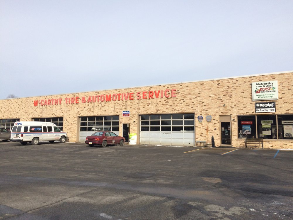 McCarthy Tire Service: 178 Airport Rd, Hazle Township, PA