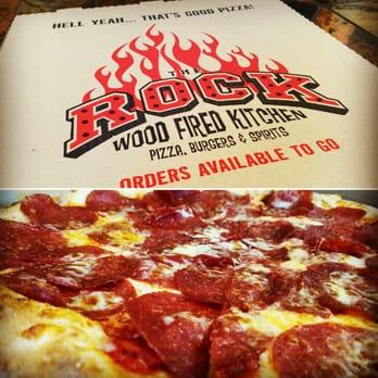 The Rock Wood Fired Kitchen Auburn Wa