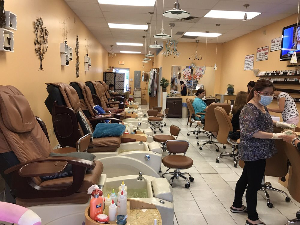 Purity Nails & Spa: 9912 Dimitrios Blvd, Daphne, AL