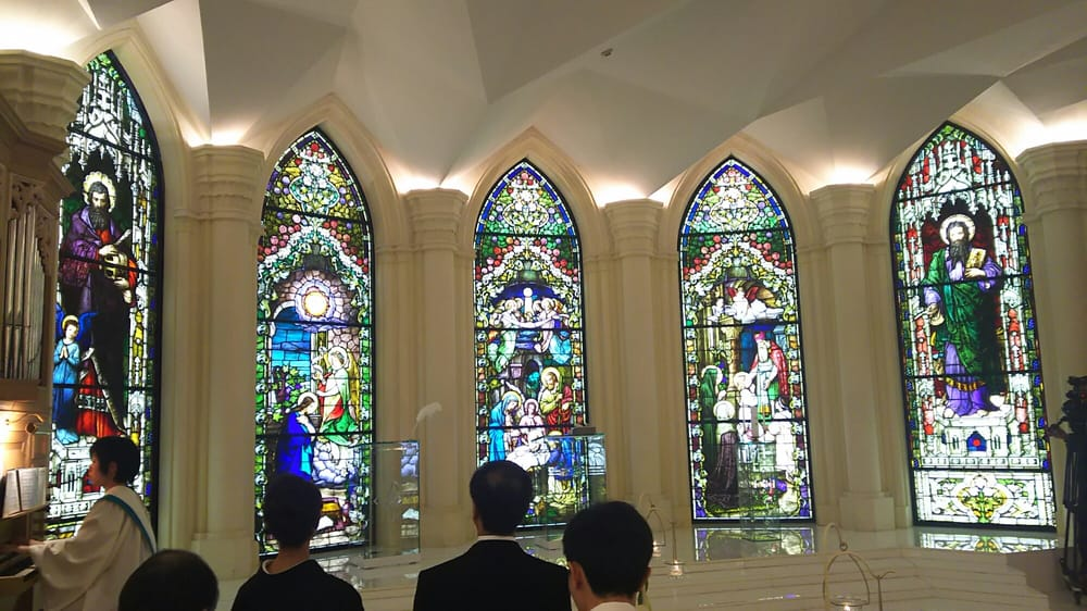 St. Raphael Chapel Ginza