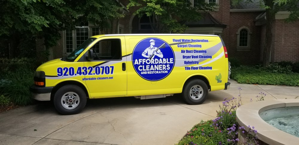 Affordable Cleaners: 1015 Lyndon St, Green Bay, WI