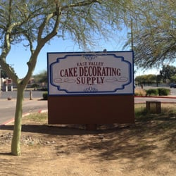 Cake Decorating Store In Mesa Az : East Valley Cake Decorating Supply - Bakeries - 2820 E Broadway Rd, Mesa, AZ - Phone Number - Yelp