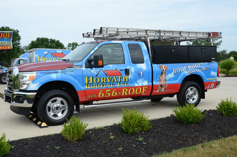 Horvath Roofing: 911 University Dr S, Huron, OH
