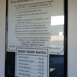 Photo of Motor City Collision Repair Center - Bakersfield, CA, United States