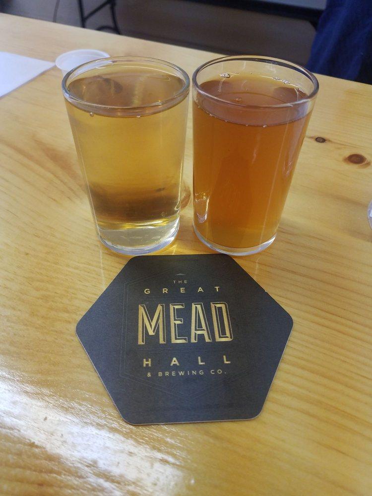 Great Mead Hall & Brewing Company: 215 W Monroe St, Bangor, MI