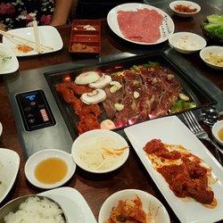 Photo Of Sa Ri One Grill Tampa Fl United States Ayce Korean