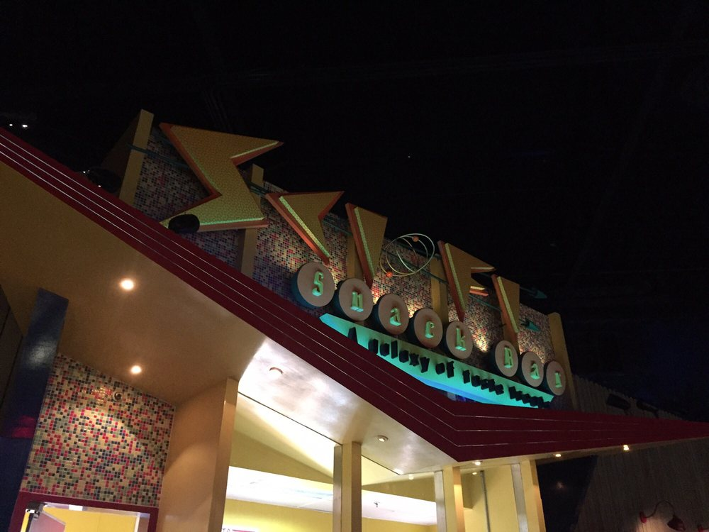Sci Fi Dine In Theater Restaurant Orlando Fl