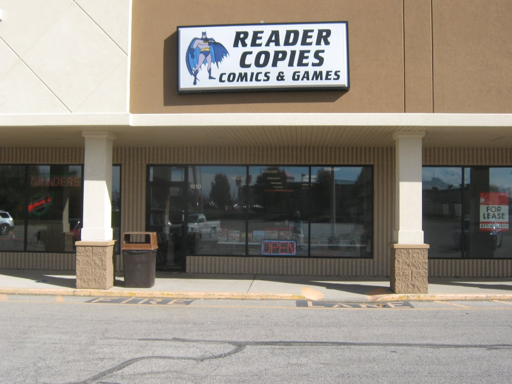Reader Copies: 1610 S Scatterfield Rd, Anderson, IN
