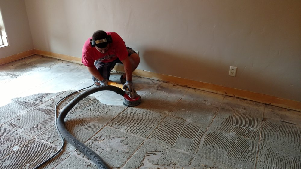 Dustless Tile And Thinset Removal Yelp