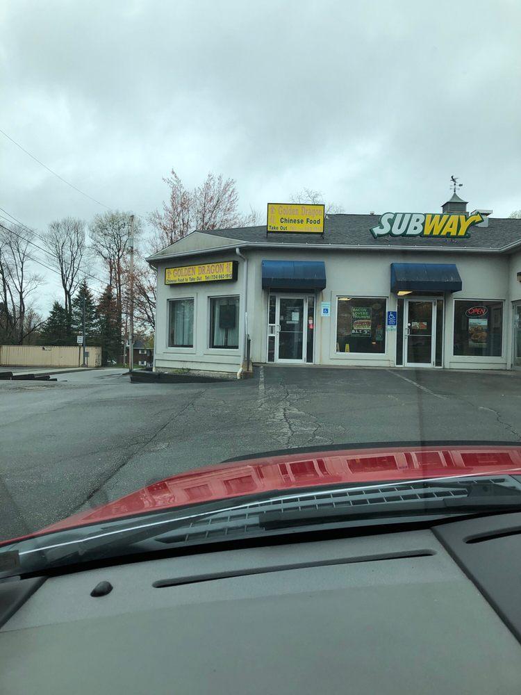 Golden Dragon Chinese Restaurant: 244 N Erie St, Mercer, PA