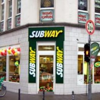 subway geschlossen fast food barbarossaplatz 7 rathenauviertel k ln nordrhein westfalen. Black Bedroom Furniture Sets. Home Design Ideas