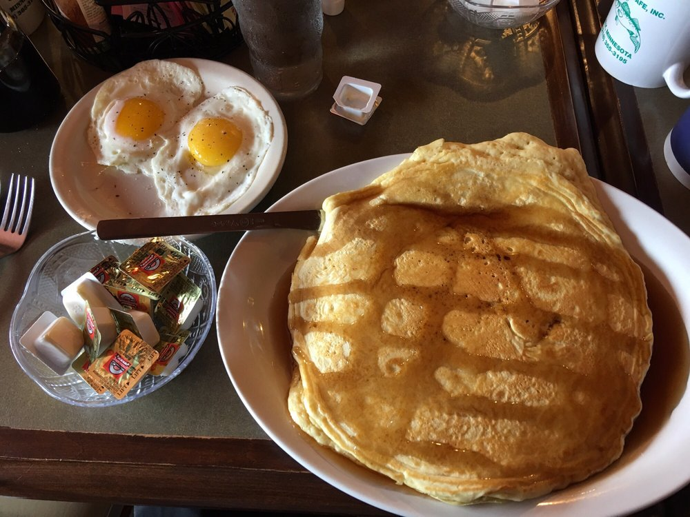 Brittons Cafe: 5 E Chapman St, Ely, MN
