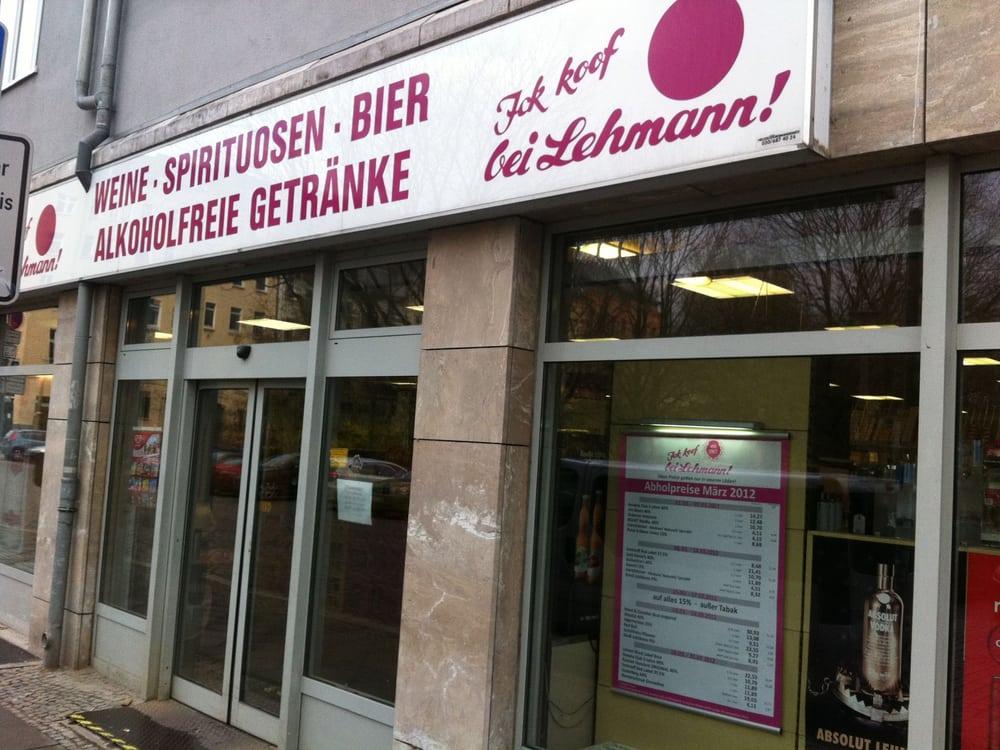 Horst Lehmann Getränke - Beverage Store - Eichendorffstr. 14-15 ...