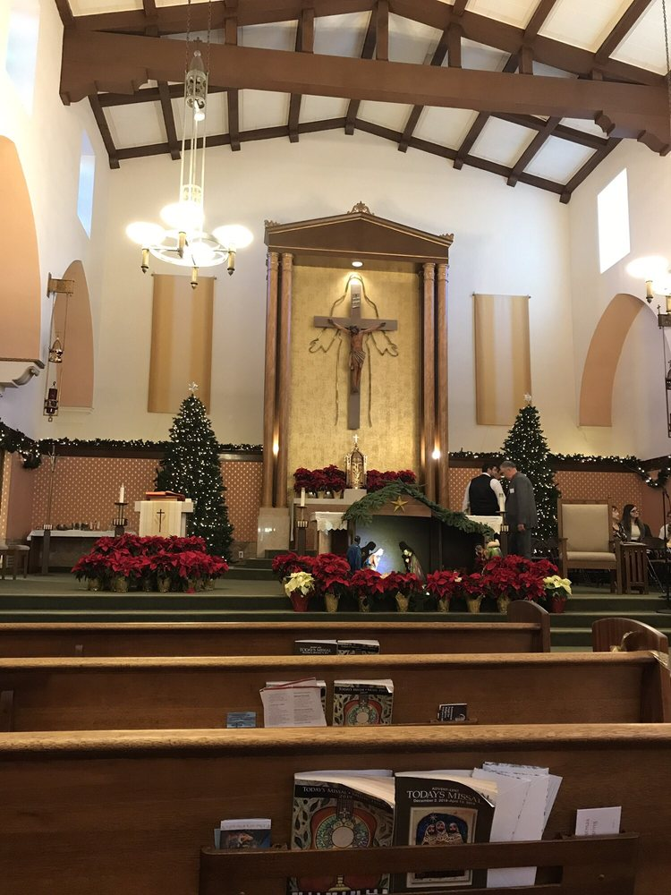 Visitation Church: 6561 W 88th St, Los Angeles, CA