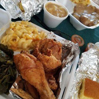 Soul Food In Paramount Ca