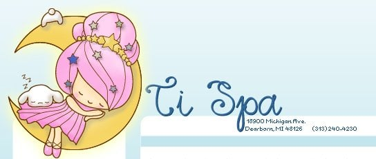 Ti Spa: 18900 Michigan Ave, Dearborn, MI