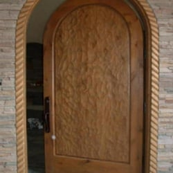 Photo Of Adobe Door   Albuquerque, NM, United States