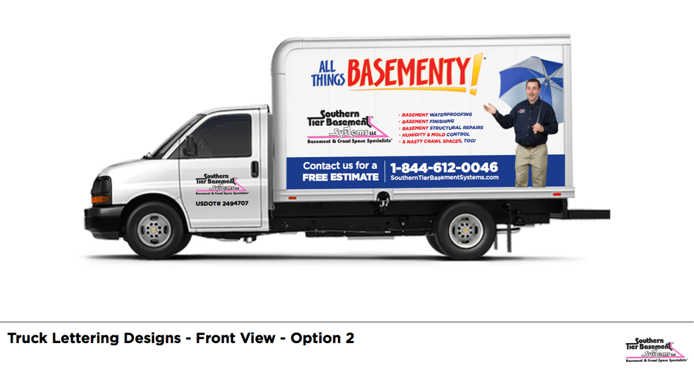 SouthernTier Basement Systems: 242 Wyok Rd, Johnson City, NY