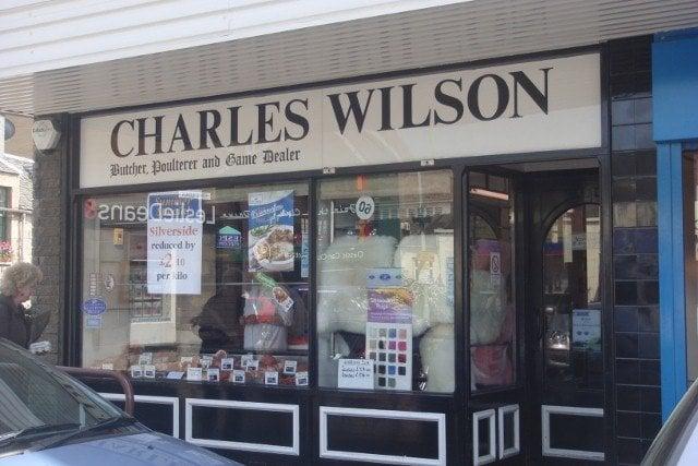 Photo of Charles Wilson Butcher: Edinburgh, EDH