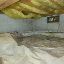 Crawl Space Solutions Contractors 8118 Stinson Ave