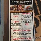 Straw Hat Pizza Order Food Online 66 Photos 101 Reviews