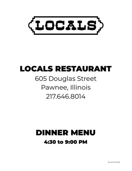 Locals: 609 Douglas St, Pawnee, IL