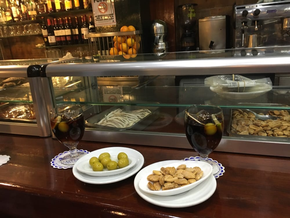 Aquarium 10 Reviews Tapas Bars Gran Via De Marqu S