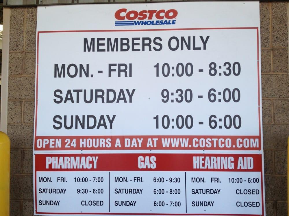 Costco Hours - Yelp