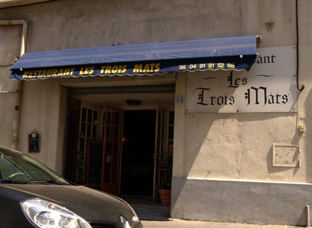 Restaurant Rue De L Eveche Marseille