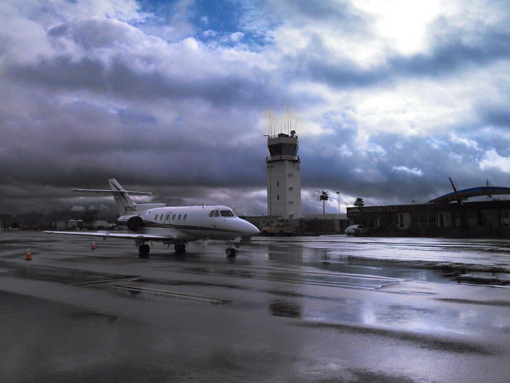 Falcon Field Airport