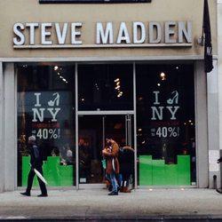 Shopping Fashion Shoe Stores · Photo of Steve Madden - New York, NY, United  States. Storefront.