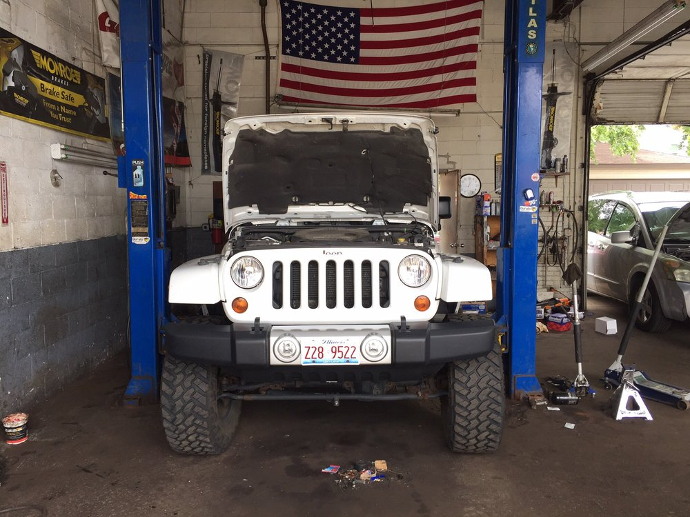 Bellwood Auto Services: 447 Mannheim Rd, Bellwood, IL