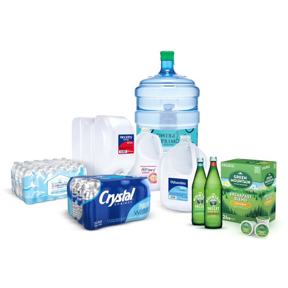 Sparkletts Water: 6610 Willowbrook Park Drive, Houston, TX