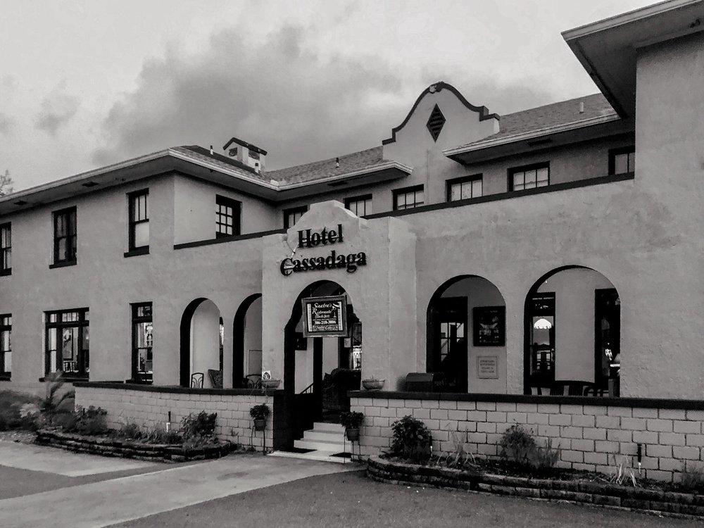 Cassadaga Hotel: 355 Cassadaga Rd, Lake Helen, FL