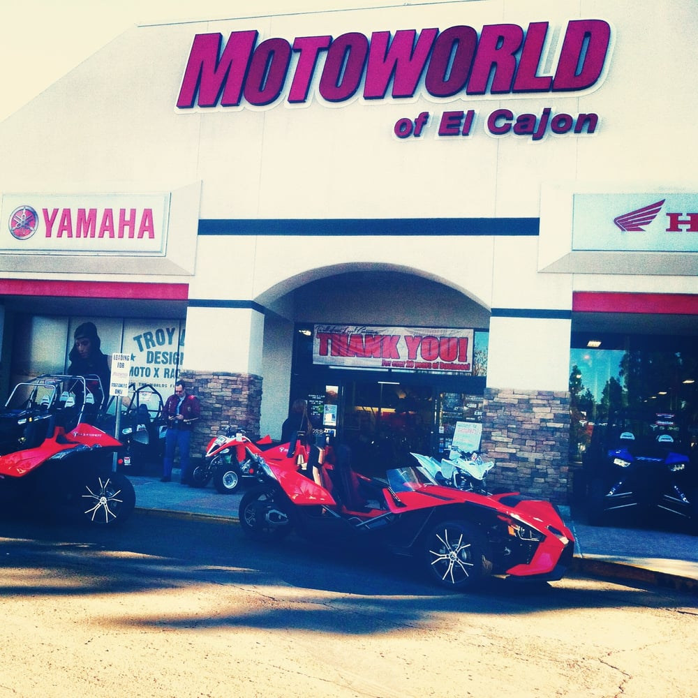 East County Preowned Superstore >> Polaris Slingshot - Yelp