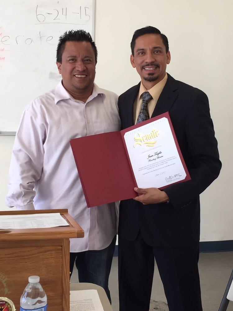 Senate Certificated Of Recognition Bob Hertzberg