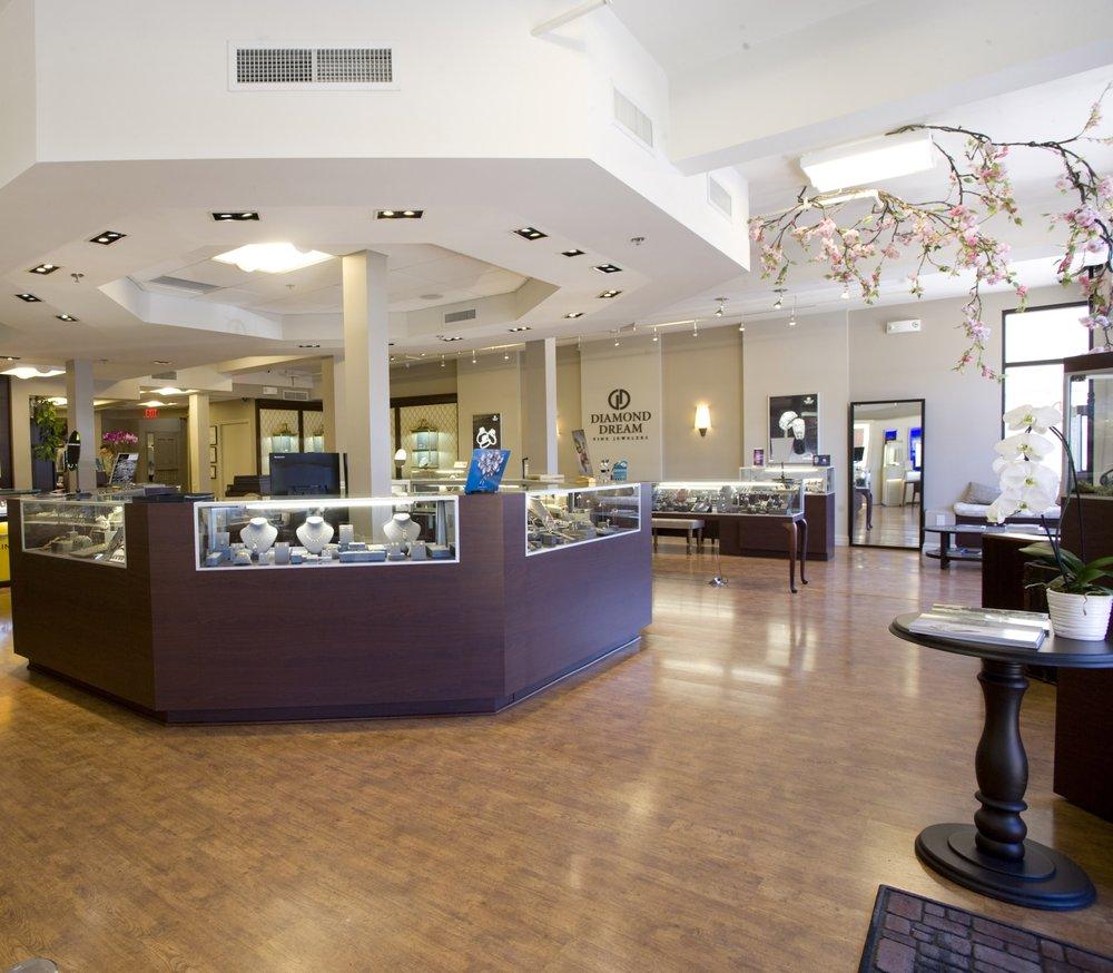 Diamond Dream Jewelry and Apparel: 12 Mine Brook Rd, Bernardsville, NJ