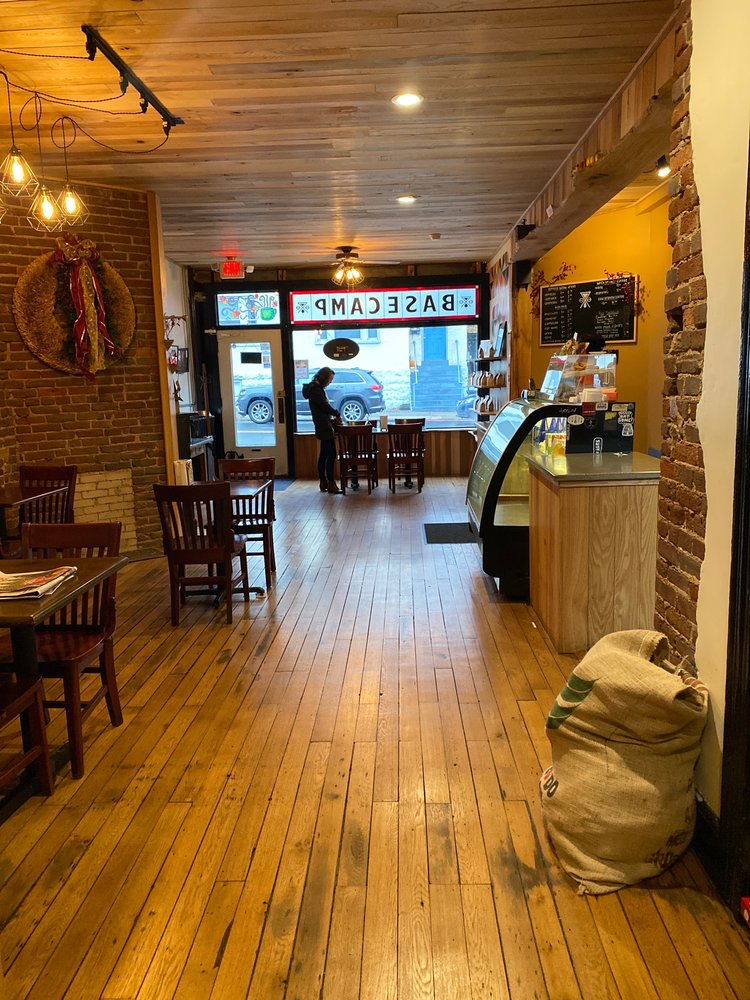 Basecamp Coffee: 108 Greene St, Cumberland, MD