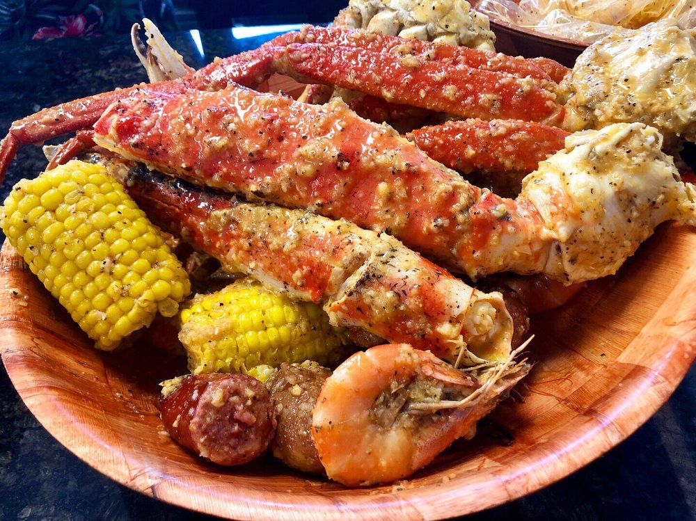 Mr. CrabHouse: 2245 Manhattan Blvd, Harvey, LA