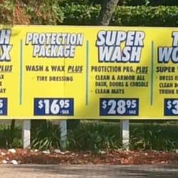 Sunshine Car Wash Clearwater Florida