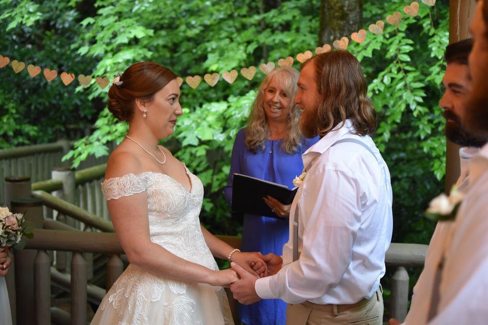 Simply I Do Wedding Officiants: Bethlehem, GA