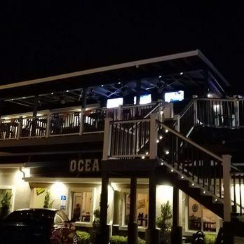 Oceanside Restaurant Flagler Beach