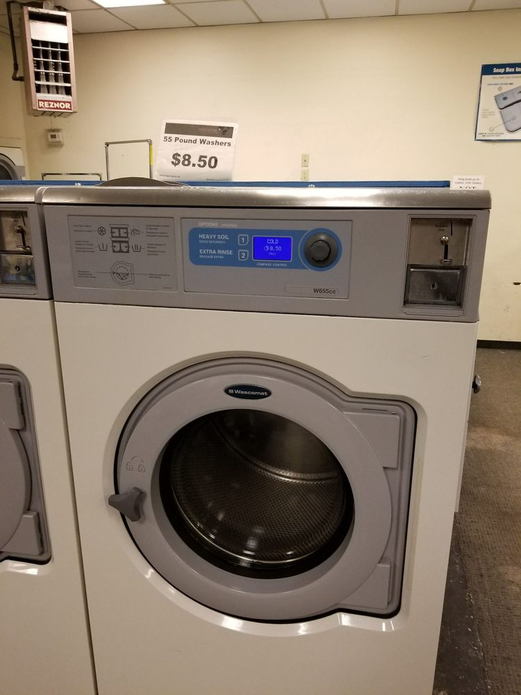 Crystal Clean Laundry