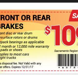 Brake Masters Coupons >> Brake Masters Coupons Orangevale Ca Noahs Ark Coupons Kwik