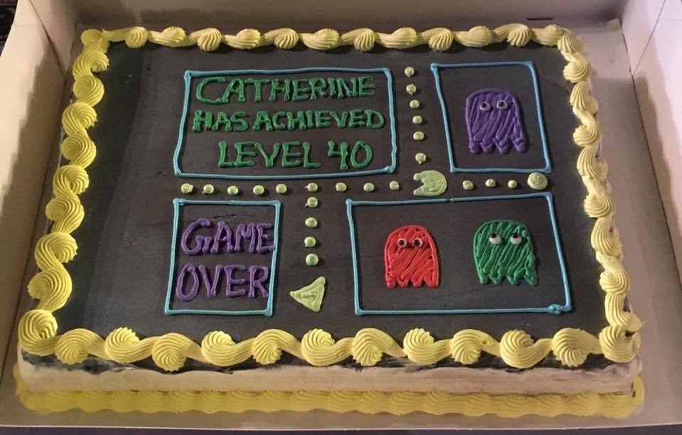 Pacman Birthday Cake Yelp