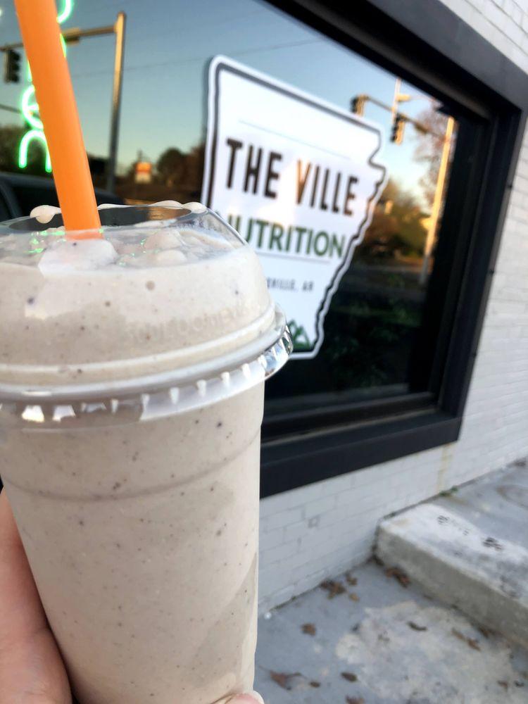 The Ville Nutrition: 1007 W Main St, Clarksville, AR