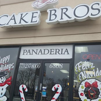 Cake Brothers Bakery Berwyn Il