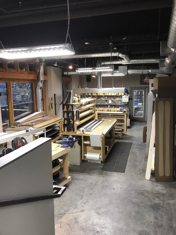Wagner Custom Skis: 620 Mountain Village Blvd, Telluride, CO