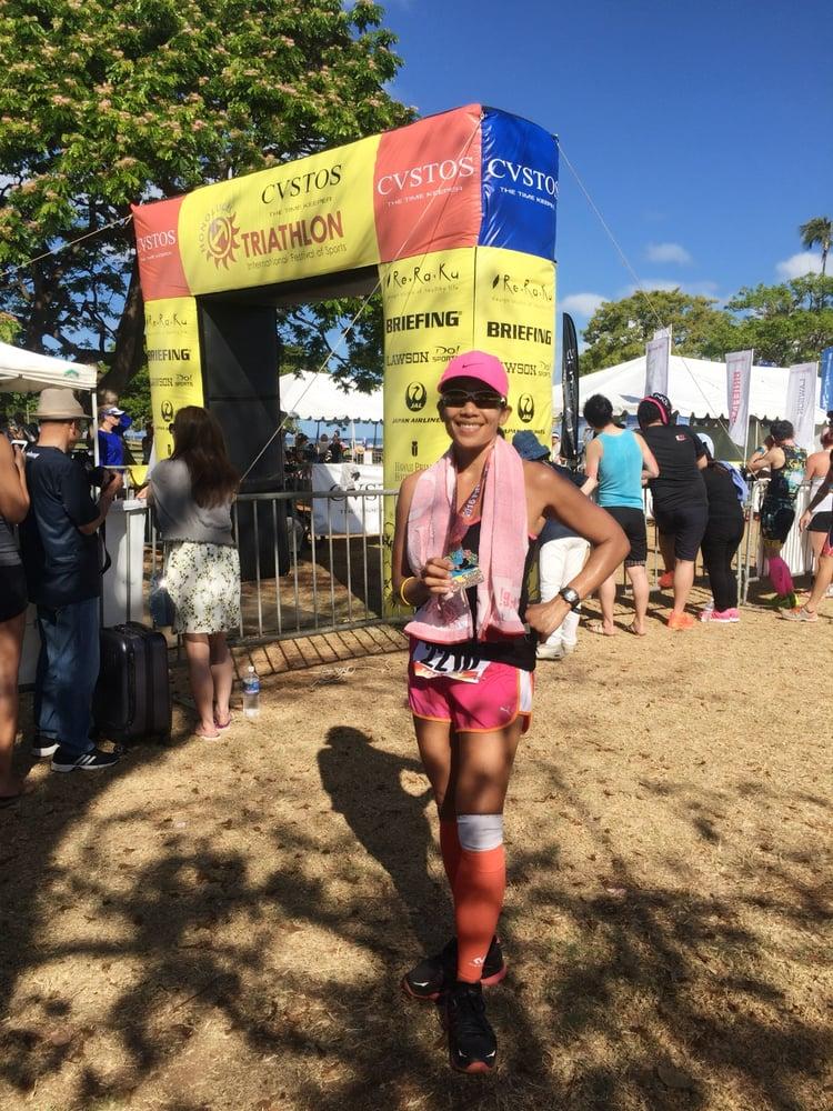 Honolulu Triathlon